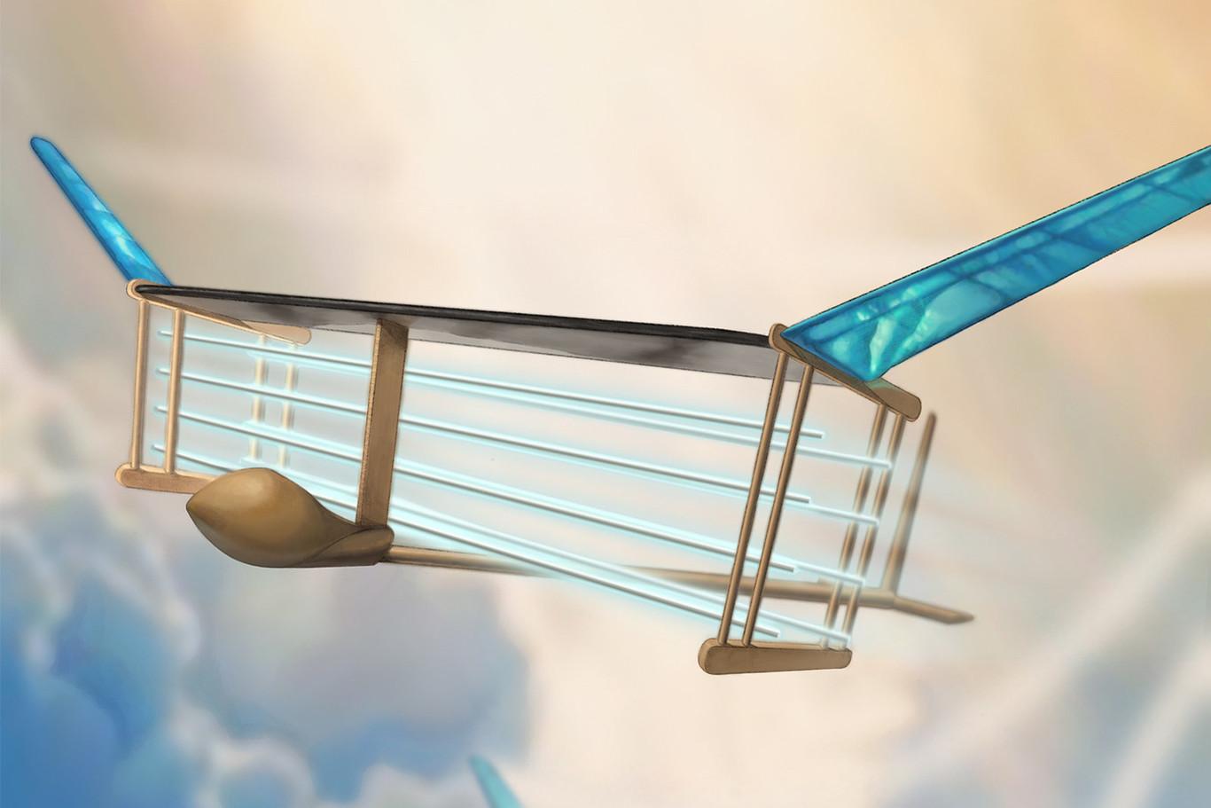 Este avión eléctrico no tiene batería, tampoco partes móviles, no hace ruido y aún así, ha hecho su primer vuelo