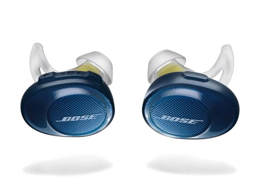 Auriculares Bluetooth True Wireless BOSE SoundSport Free