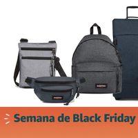 Black Friday 2019: hasta el 45% de descuento en mochilas, carteras y riñoneras Eastpak en Amazon