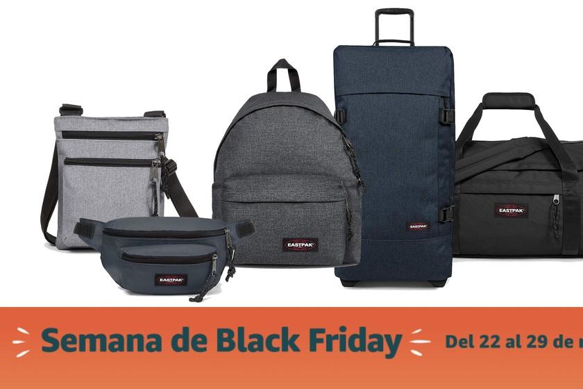 Black Friday 2019: hasta el 45% de descuento en mochilas