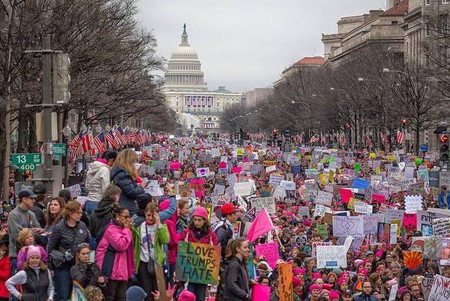 Women S March On Washington 32593123745