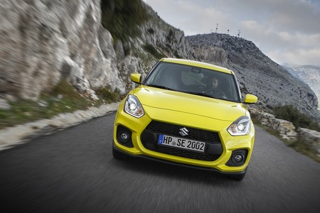 Suzuki Swift Sport 2018 032