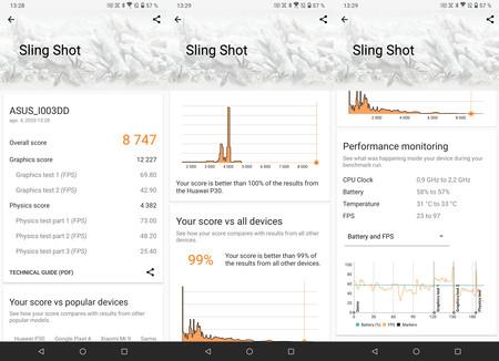 ASUS ROG Phone 3, benchmarks