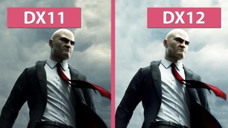 Comprueba tú mismo las (posibles) diferencias entre DirectX 11 y DirectX 12 en Hitman