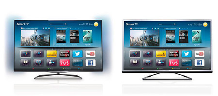 Nuevas series Philips Smart TV 4508 y 5008