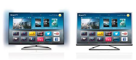 Nuevas series Philips Smart TV 4508 y 5008