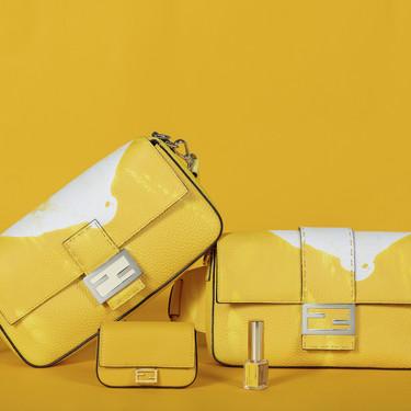 Ahora el mítico bolso Baguette de Fendi se reinventa y también viene perfumado