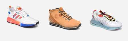 Cupón de descuento en Sarenza: ahorra un 30% en zapatillas Adidas o Nike, botas Timberland y más