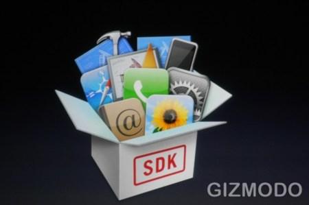 Presentado el SDK de iPhone e iPod touch
