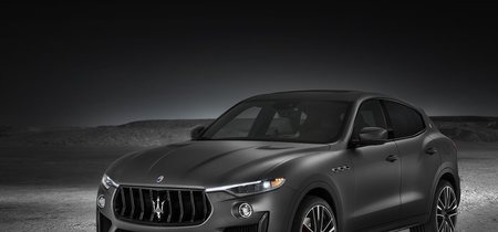 El Maserati con mayor potencia específica es un SUV espectacular de 590 CV y se llama Levante Trofeo