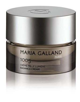 ¿Buscas luminosidad en tu rostro? Analizamos Crème Mille Lumière 1005 de Maria Galland