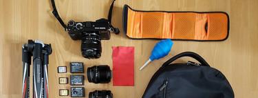 Cinco accesorios que no pueden faltar en nuestra mochila fotográfica