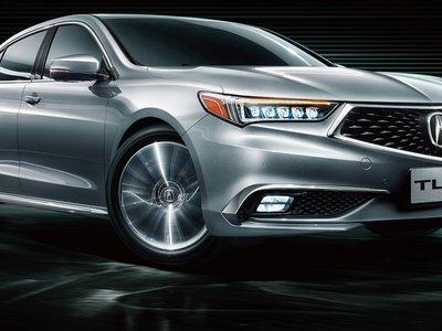 El Acura TLX-L se estira 12.5 cm para gustarle más a los chinos