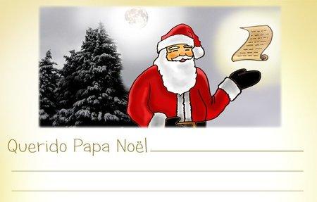 Cartas para Papá Noel exclusivas de Bebés y más (Navidad'11)