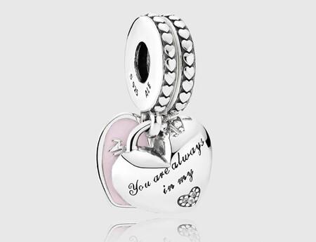 Captura De Pantalla 2021 04 20 A Las 13 47 14Anillo Pandora Hueso de la Suerte Brillantes en Gota de plata y circonitas