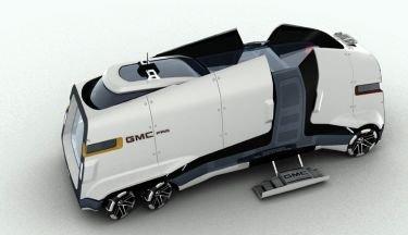 GMC PAD, combina tu casa y tu coche en un solo espacio
