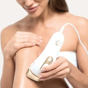 Ya sea en dispositivos de Braun de luz pulsada o depiladoras eléctricas, Amazon tiene descuentos estupendos con los que presumir de piel sin vello