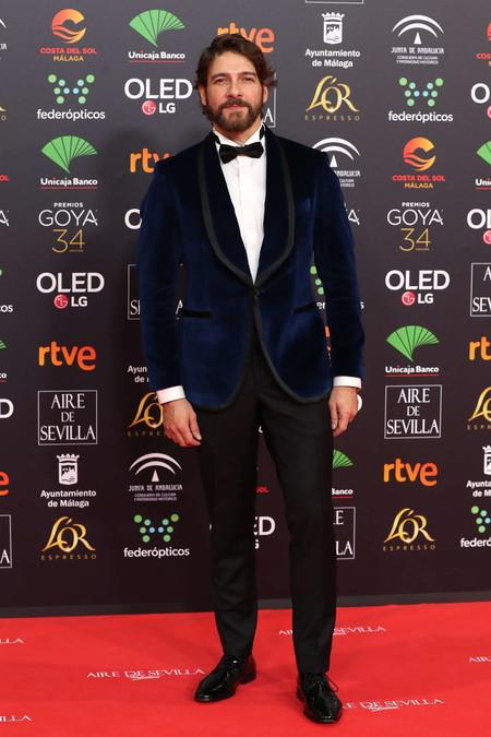 Felix Gomez Goya Cinema Awards 2020 Red Carpet 02
