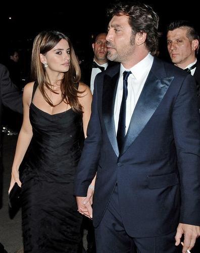 Penélope Cruz en Cannes 2010: no sobre la alfombra roja, sí junto a Javier Bardem