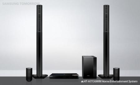 Samsung HT-H7730WM, un sistema de cine en casa preparado para el 4K