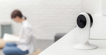 Xiaomi quiere un trozo del pastel del hogar conectado y vigilado con su cámara IP Xiaomi Mjiia Smart Camera