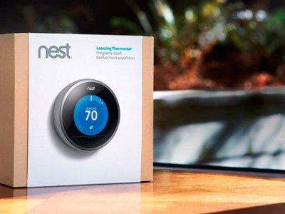 Nest abre su tienda on line a productos de terceros compatibles con su gama de controladores