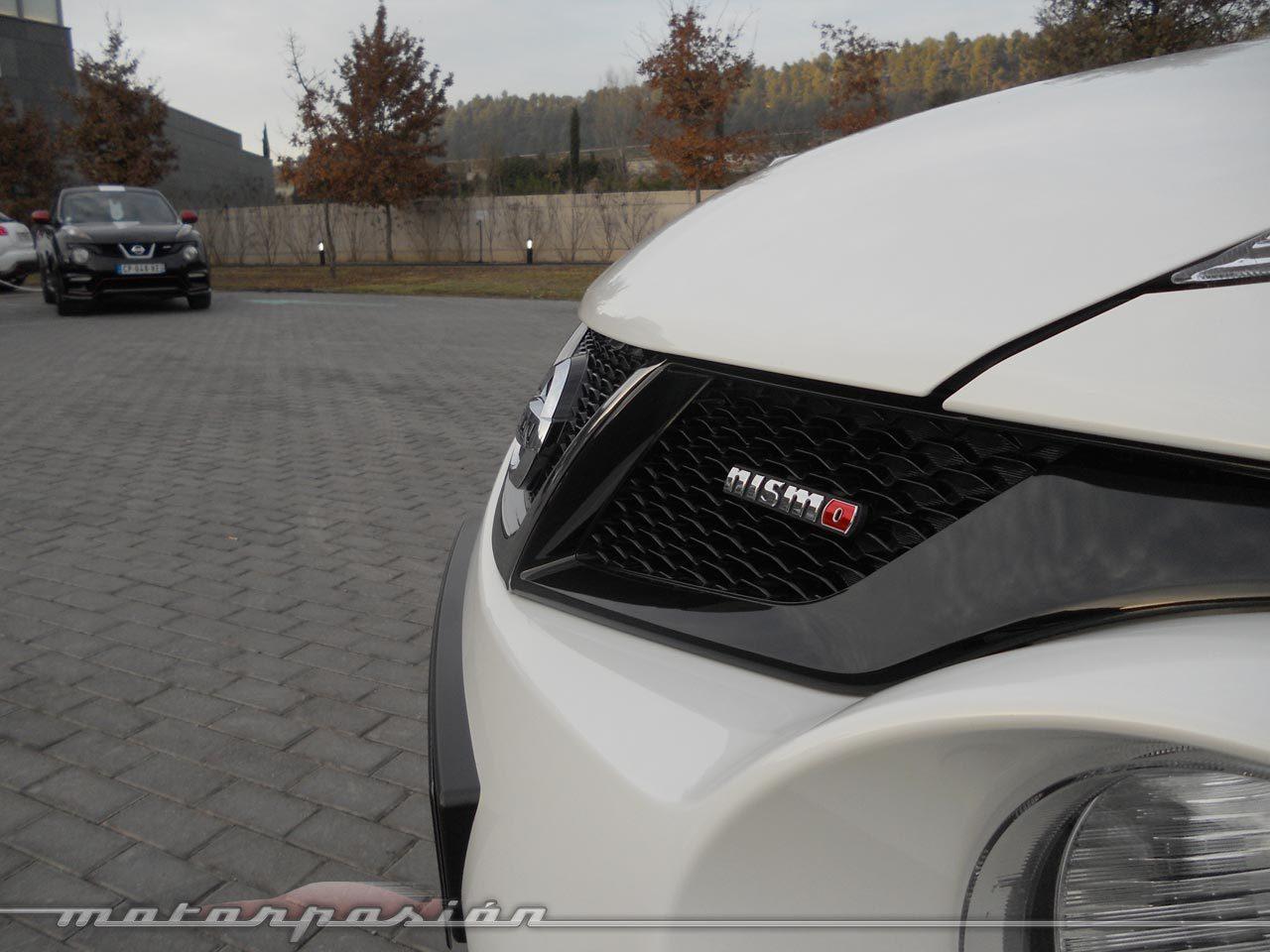 Foto de Nissan Juke Nismo (presentación propias) (43/45)