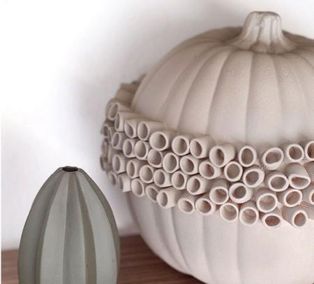 calabazas con texturas