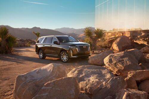 Cadillac Escalade 2021: Precios, versiones y equipamiento en México
