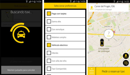 Ntaxi para Android