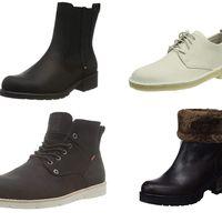 Chollos en tallas sueltas de botas y zapatos Coronel Tapioca, Levi's o Clarks por menos de 40 euros en Amazon