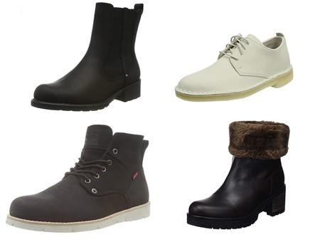 romántico trimestre inteligente  Chollos en tallas sueltas de botas y zapatos Coronel Tapioca, Levi's o  Clarks por menos de 40 euros en Amazon