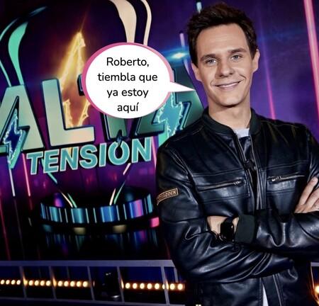 Christian Gálvez estrena 'Alta Tensión' en Telecinco y el público dicta sentencia ¿Logrará superar a 'Pasapalabra'?