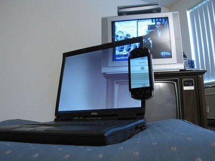PSP transparente