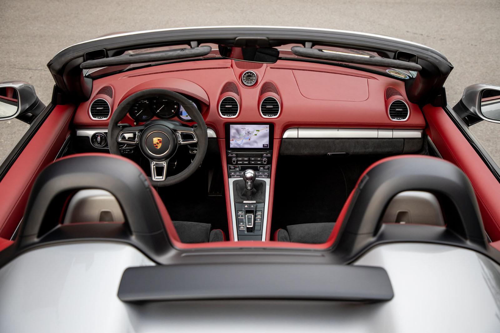 Foto de Porsche 718 Spyder (prueba contacto) (192/296)