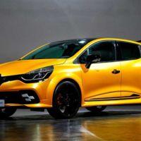 Renault conmemora su regreso a la Fórmula 1 con un... ¿Clio?