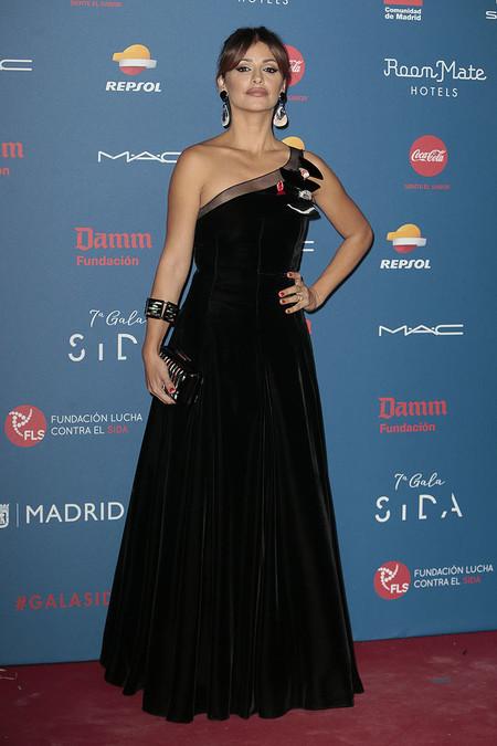 Peor Vestidas Gala Contra Sida Madrid 2016 5