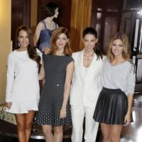 """Las chicas de Galerías Velvet se ponen de """"gala"""" para presentar su segunda temporada"""