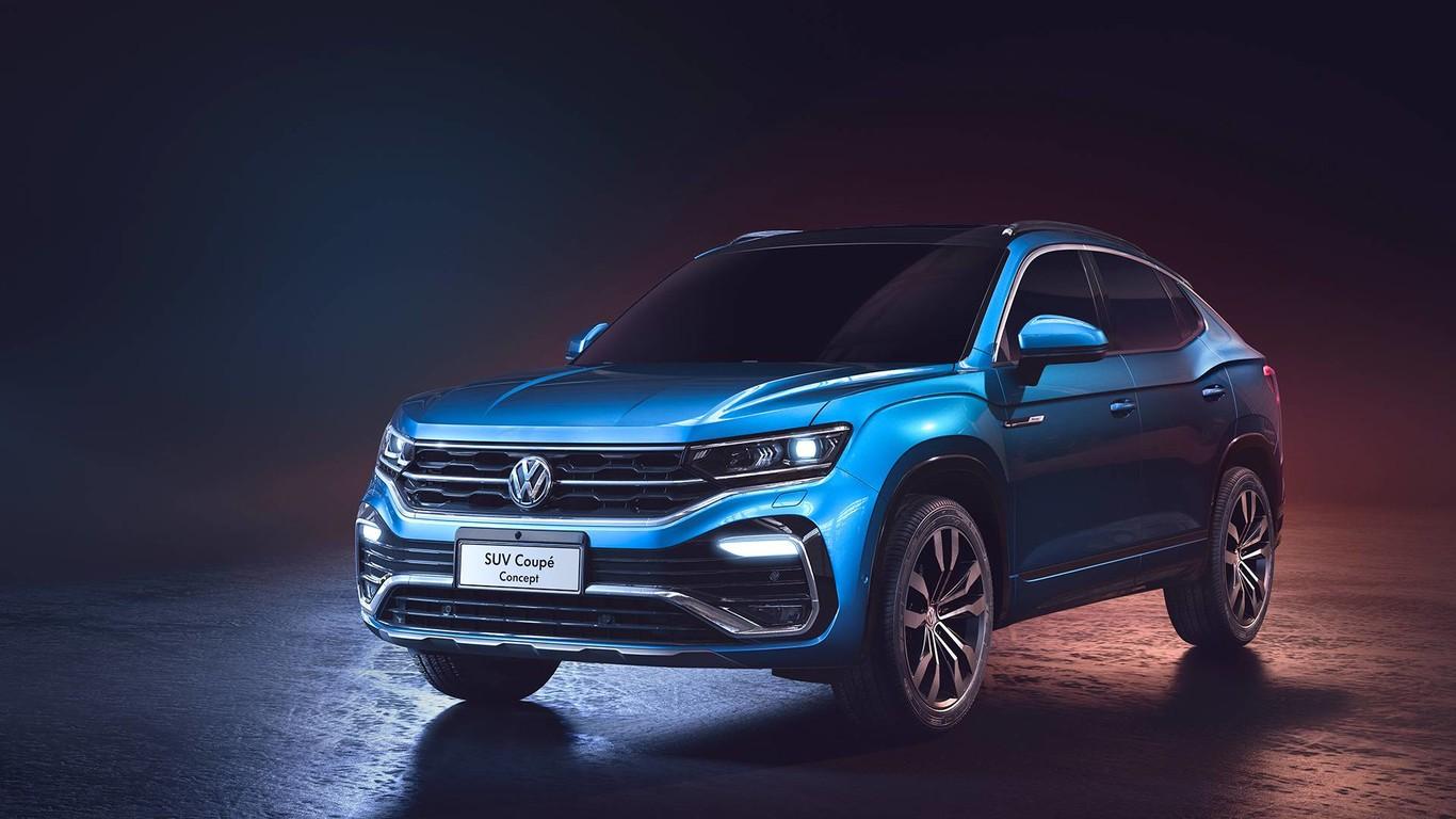 Los Volkswagen SUV Coupé Concept y Teramont X se suman a la moda del SUV deportivo