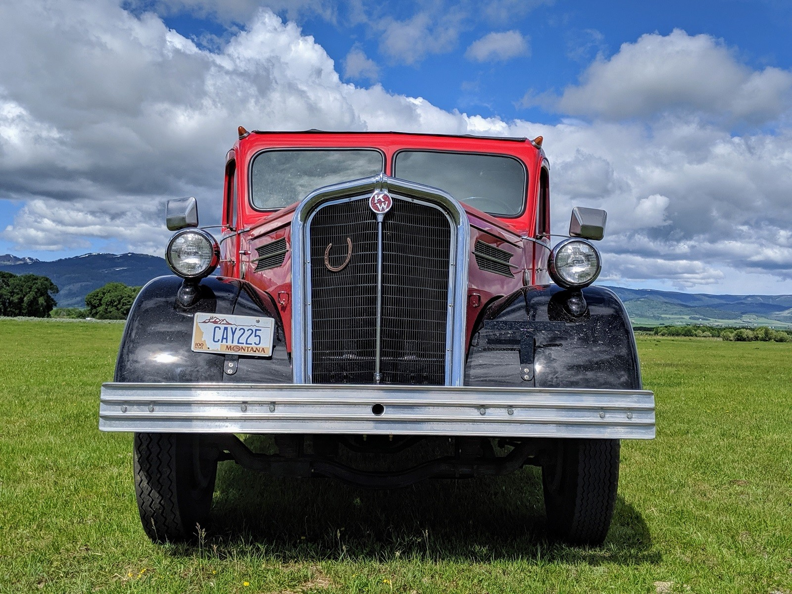 Rainier Kenworth 1937