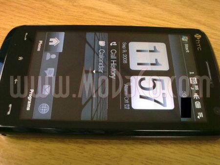 HTC Touch HD, espectacular imagen del teléfono