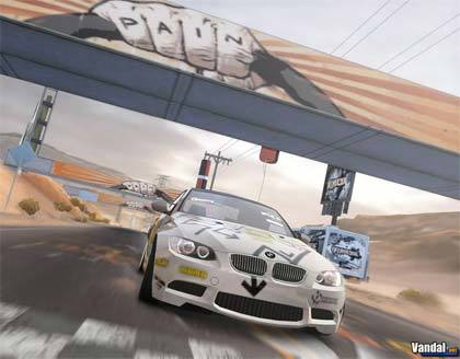 Primeras imágenes de 'Need for Speed ProStreet' para Wii