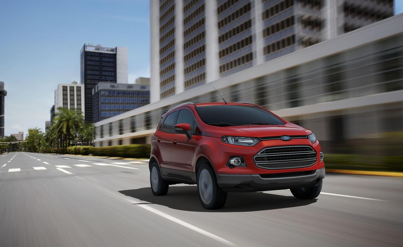 Foto de Ford EcoSport (2/6)