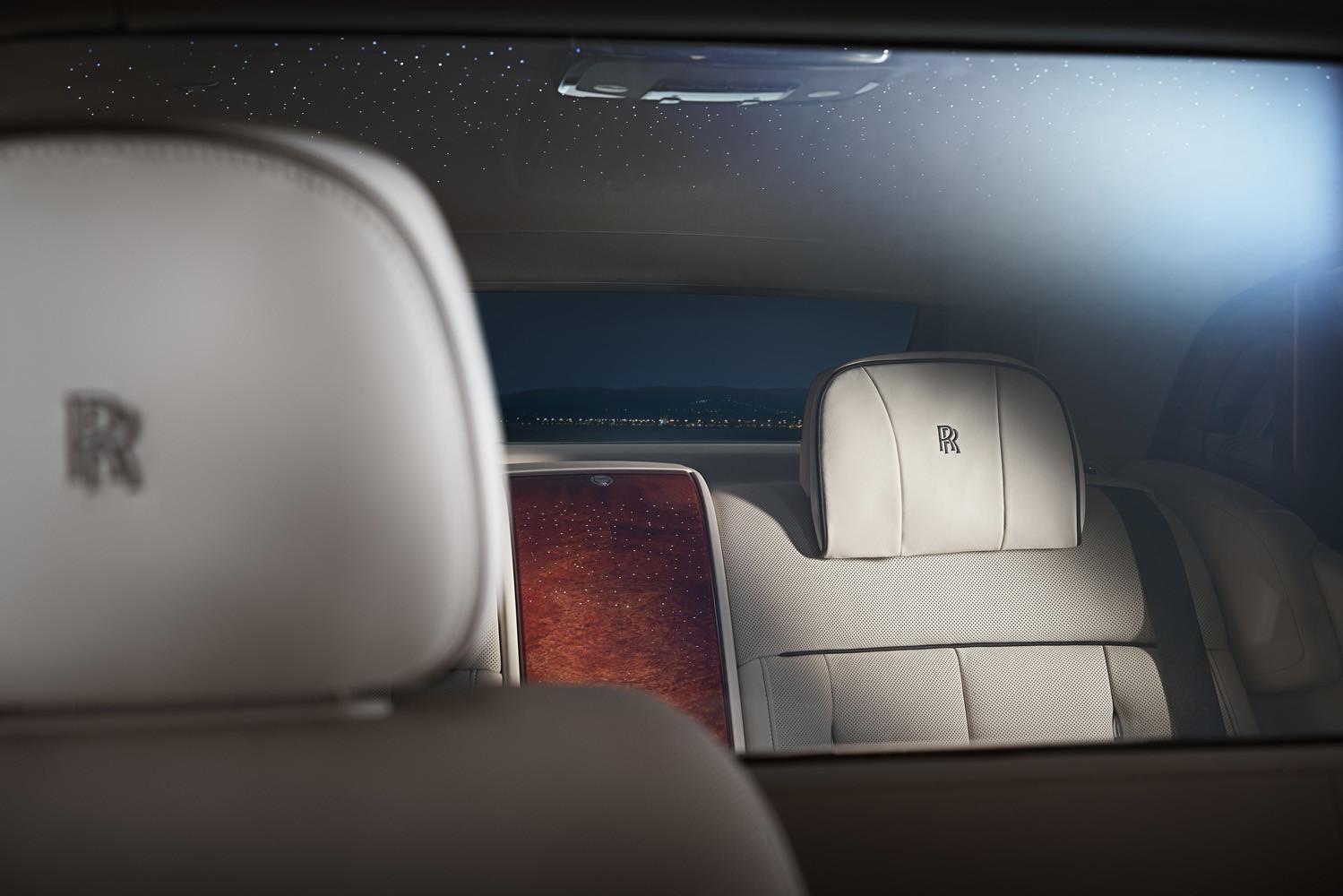 Foto de Rolls-Royce Phantom Privacy Suite (6/42)