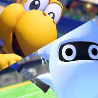 Koopa Troopa y Blooper se incorporarán más adelante a Mario Tennis Aces. Esta será la forma de desbloquearlos [E3 2018]