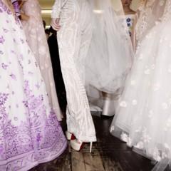 Foto 6 de 11 de la galería christian-louboutin-en-bridal-fashion-week-2017 en Trendencias