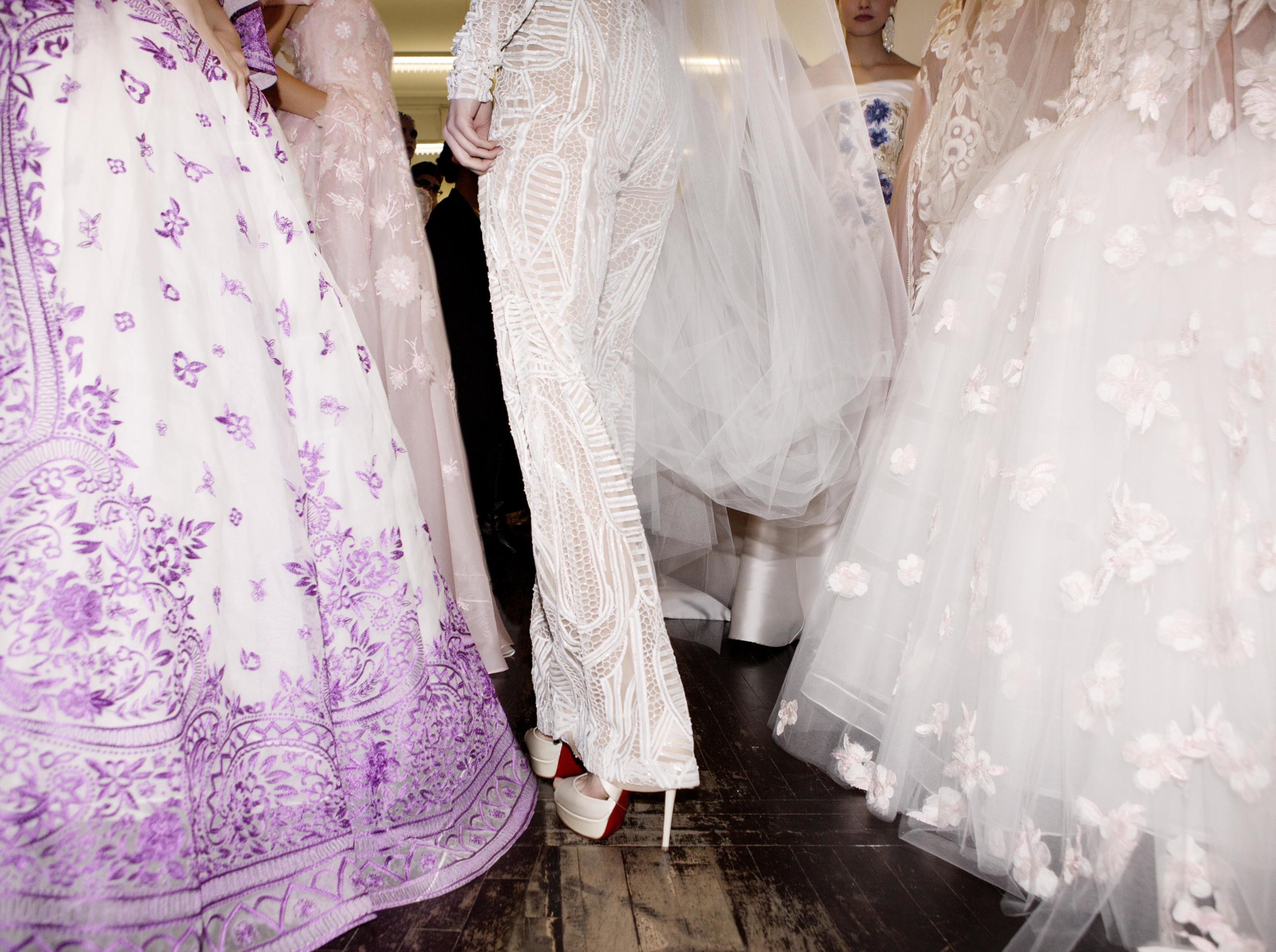 Foto de Christian Louboutin en Bridal Fashion Week 2017 (6/11)