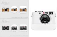 180 iconos gratis de cámaras Leica para Mac OS