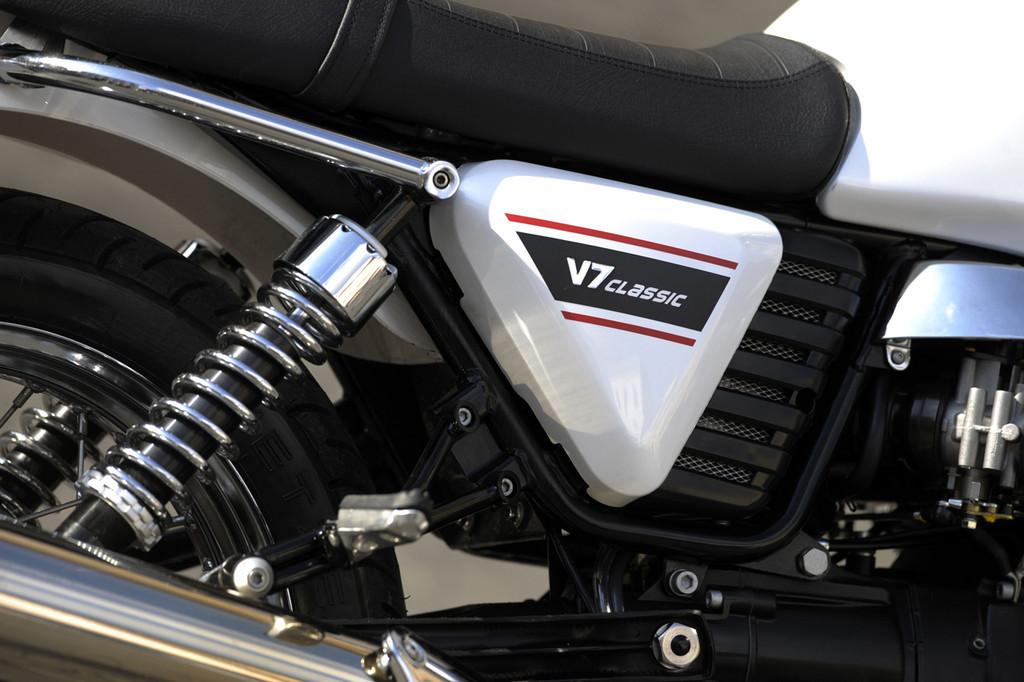 Foto de Moto Guzzi V7 Classic (14/42)
