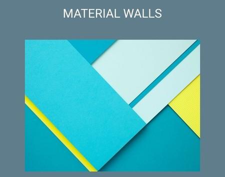 Material Wallpapers, una aplicación de fondos inspirados en Material Design